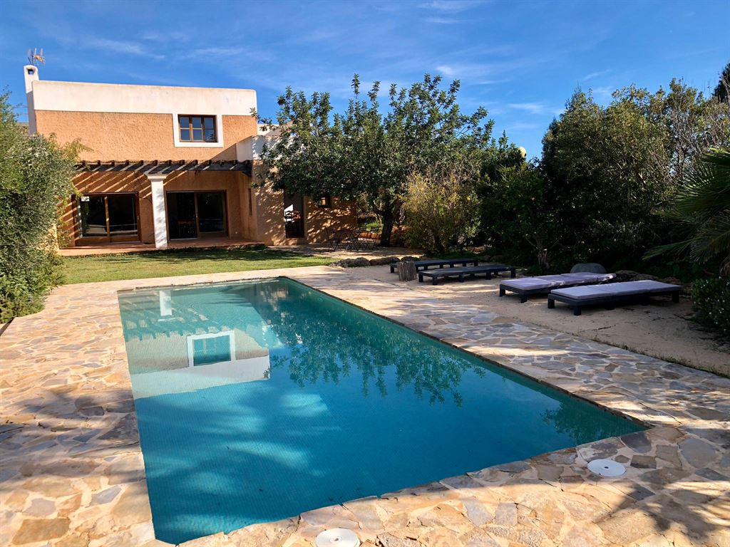 Villa with pool in Can Nebot