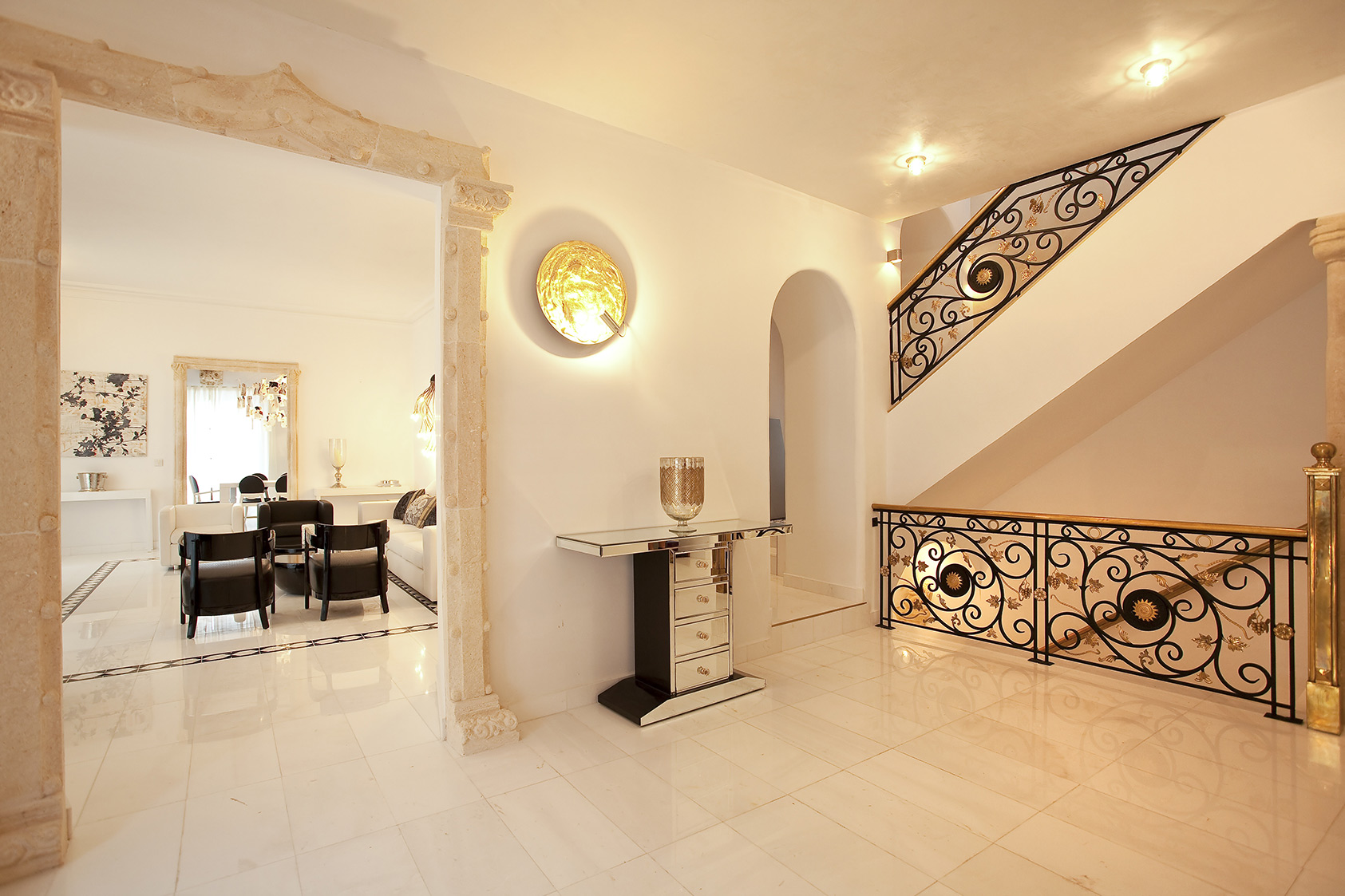 The most luxuxy Palace Dalt Vila in Ibiza for sale