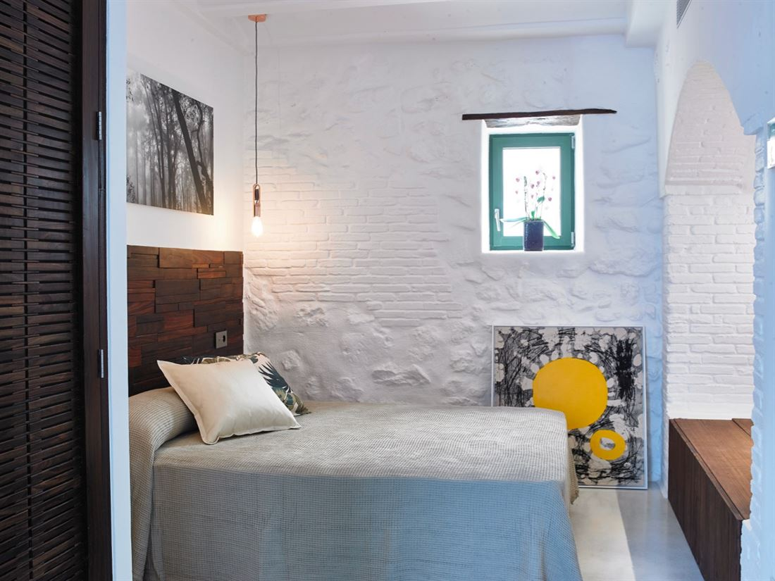 Unique villa for sale in Ibiza Town