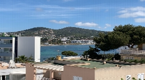 Wide apartment near Talamanca for sale