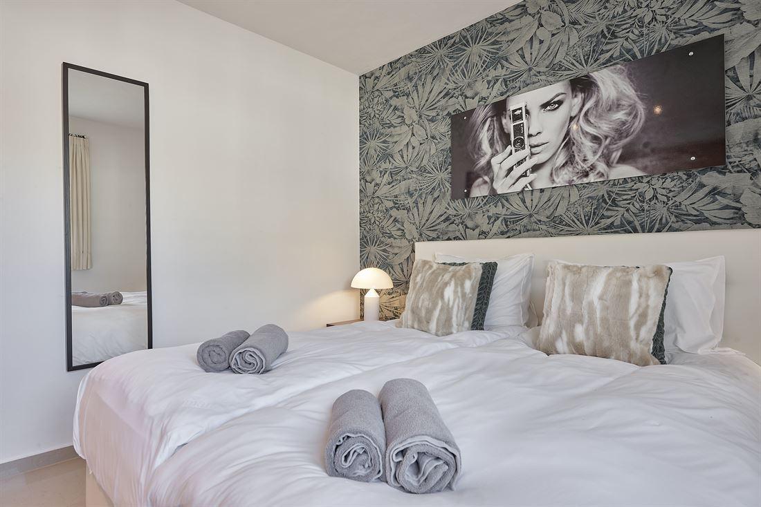 Spacious modern Ibiza style villa for rent in Ibiza - Talamanca
