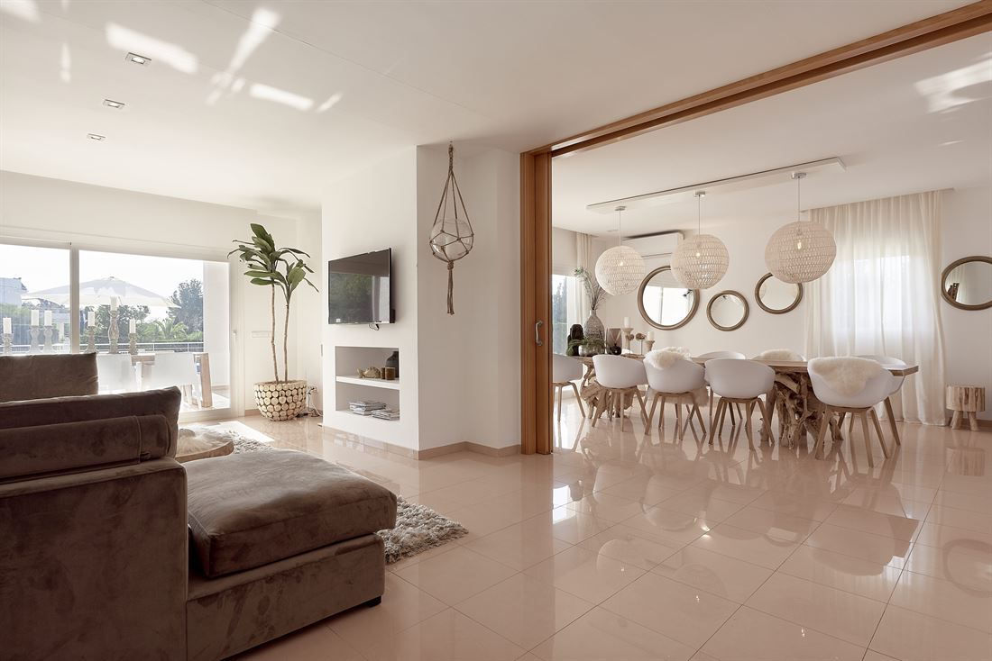 Beautiful Ibicencan villa for rent near the picturesque town of Jesús - Ibiza