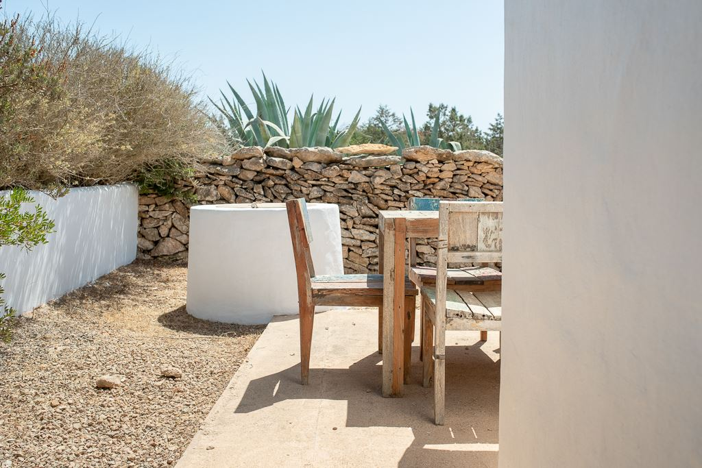 Amazing villa for rent in Formentera in an oasis of calm