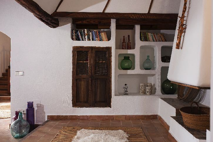 Lovely and relaxing Ibicenco Country House in Ibiza
