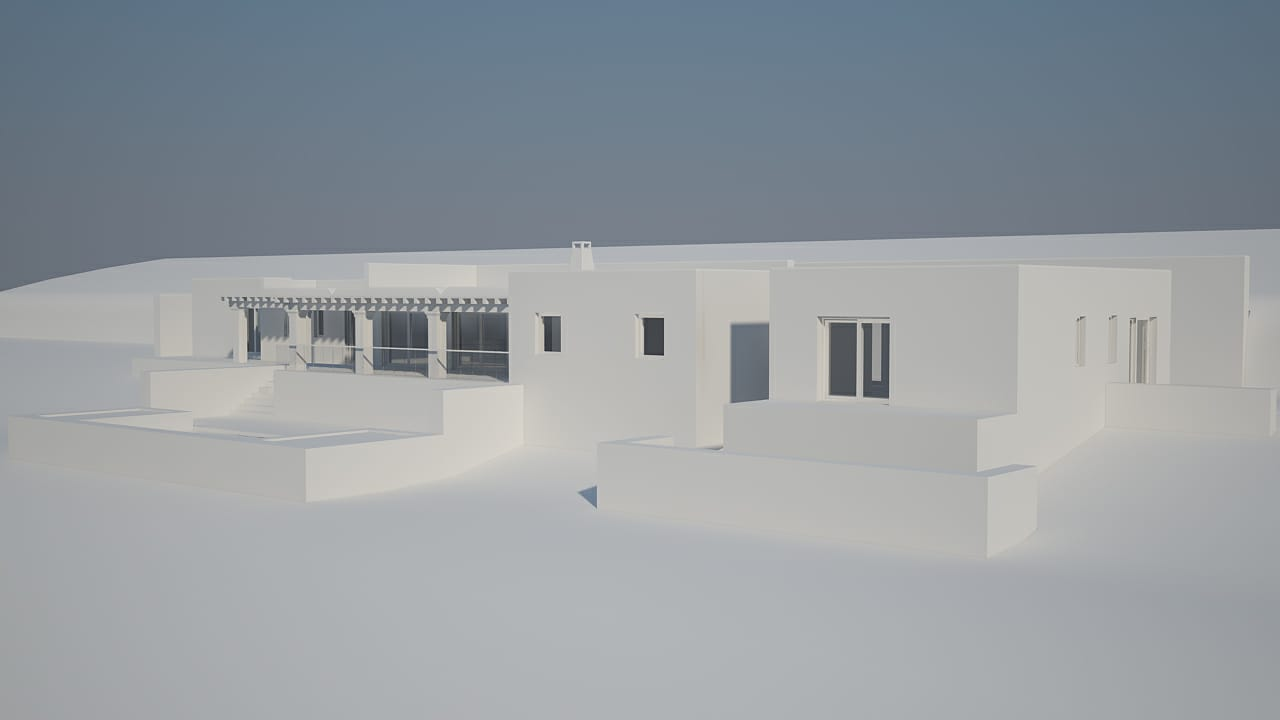 Land of 20.000m2 with license to build a house of 360 m2 with pool near Bambuda