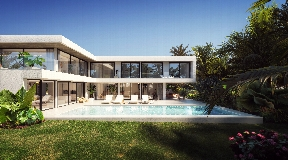 Brand new luxurious project for sale in Talamanca -Las Brise