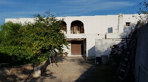 Casa payesa built in 1890 in all its original corresponding building materials