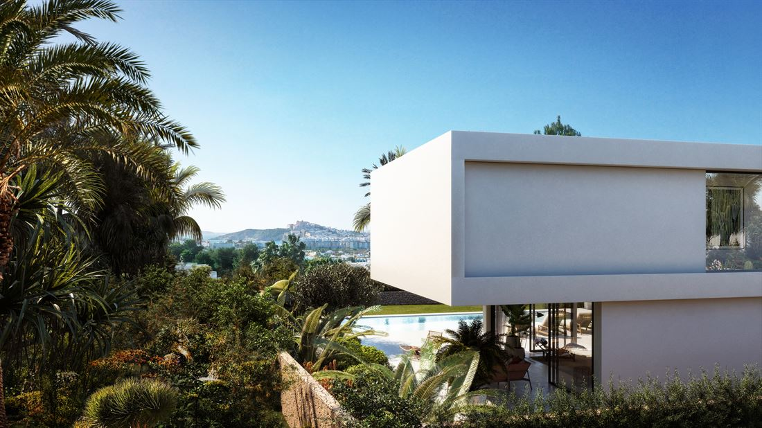 Brand new luxurious project for sale in Talamanca - Las Brise