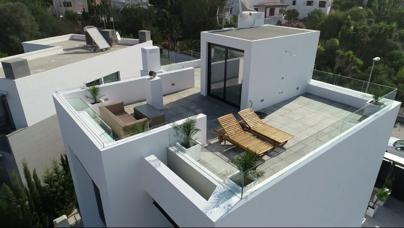 Villa with a design and minimalist decor for sale in Ses Torres - Jesus