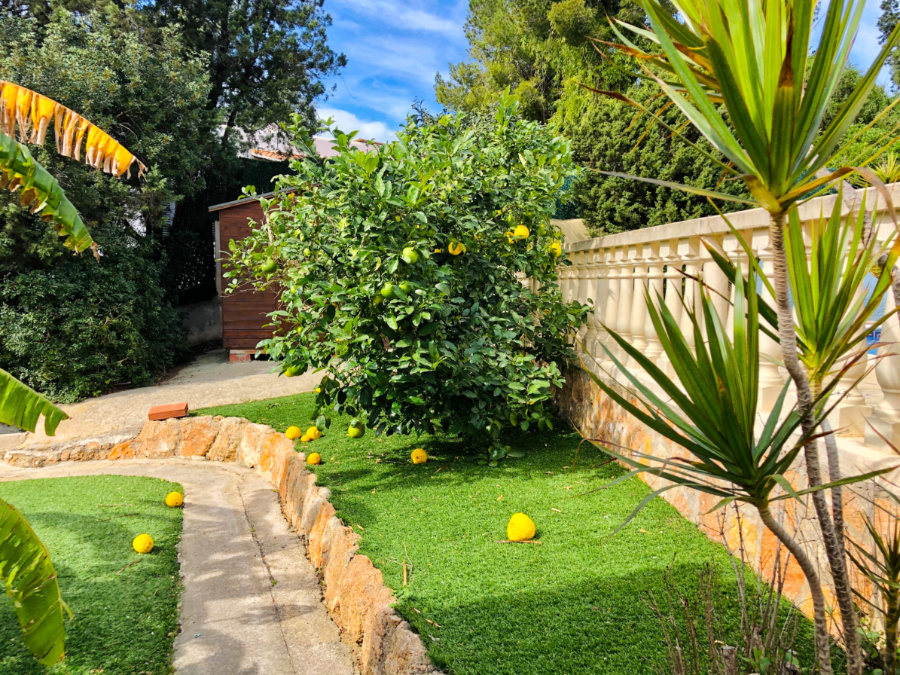Very well-kept single-family house close to all amenities in Santa Eulalia