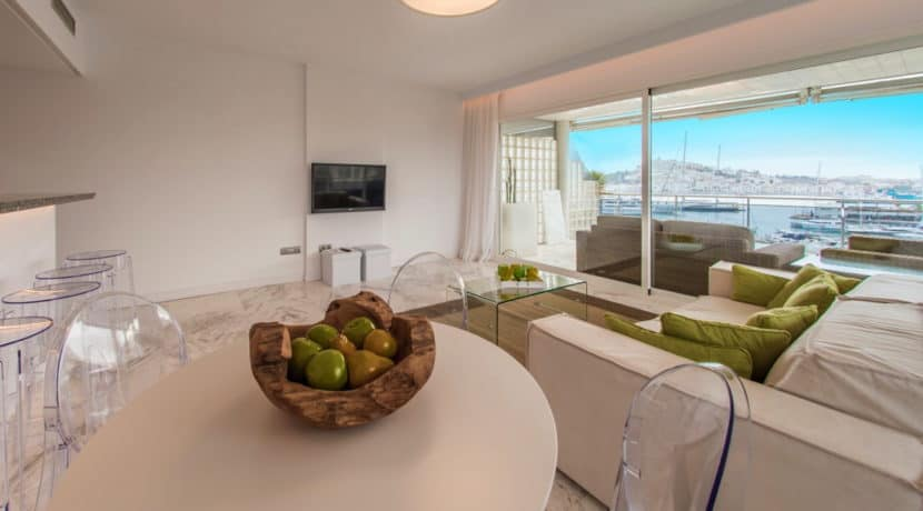 Luxurious penthouse for sale in Marina Botafoch