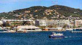 Superb apartment renovate in 2018 in Ibiza port