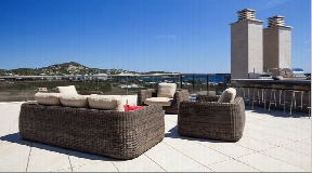 Luxurious penthouse in Marina Botafoch for sale
