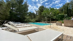 Beautiful newly renovated Villa close to the city of Ibiza