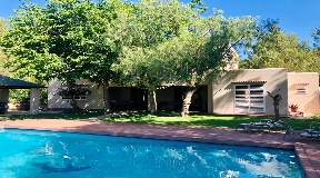 House in the woods with touristic license and peace full area of Ibiza