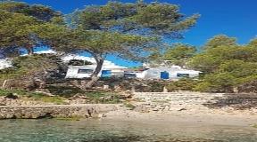 Beach front villa Ibiza for sale - Portinatx