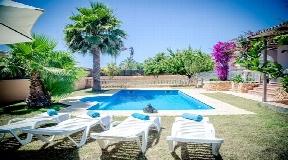Villa with rental license in San Jordi