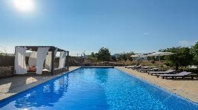 Wonderful south facing villa for sale in San Jordi