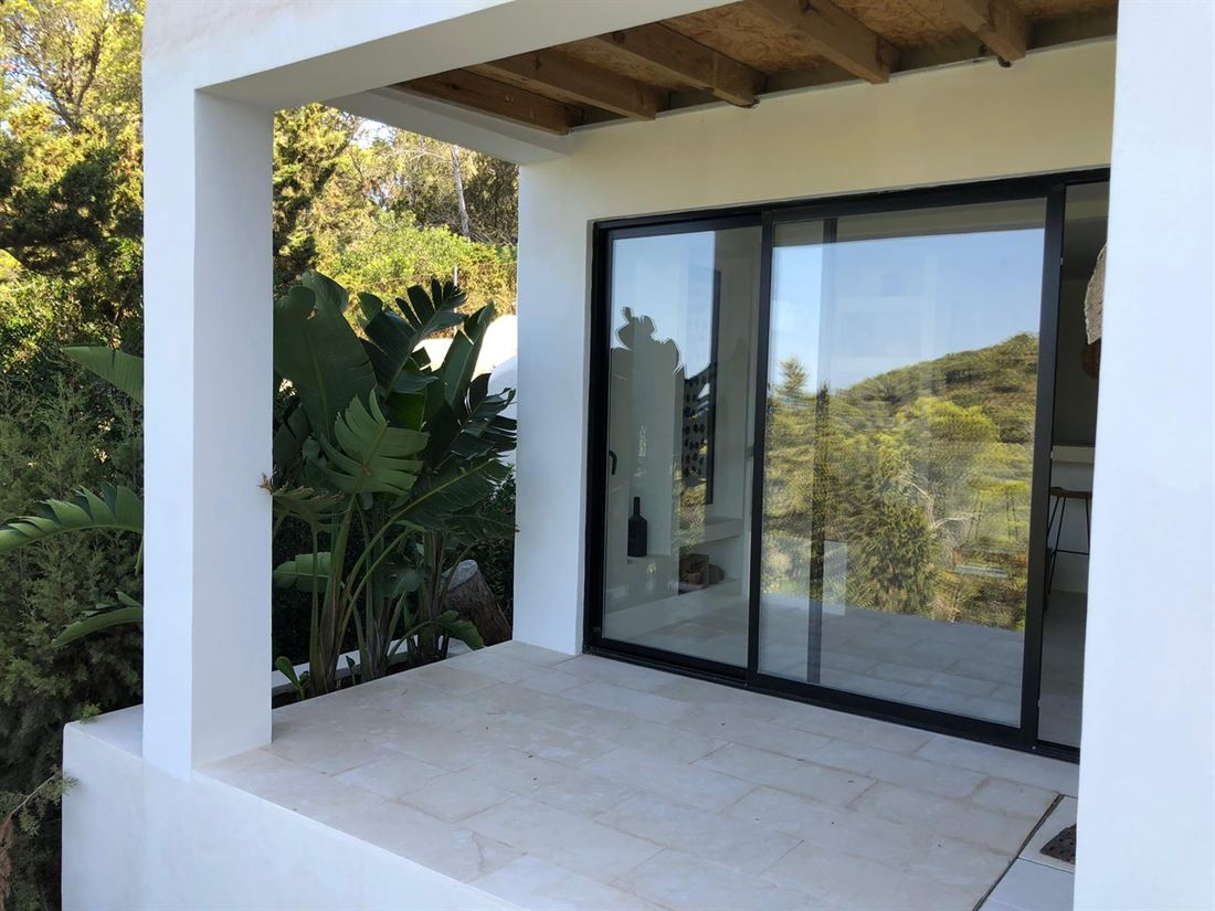 Beautifully renovated Studio in Cala Vadella with fantastic views