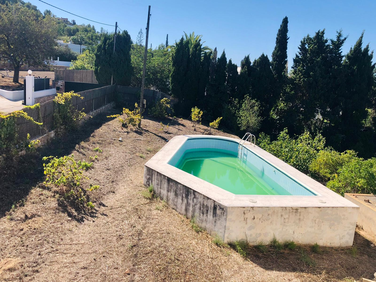 Villa of 500m2 built in Can Furnet - Ibiza for sale