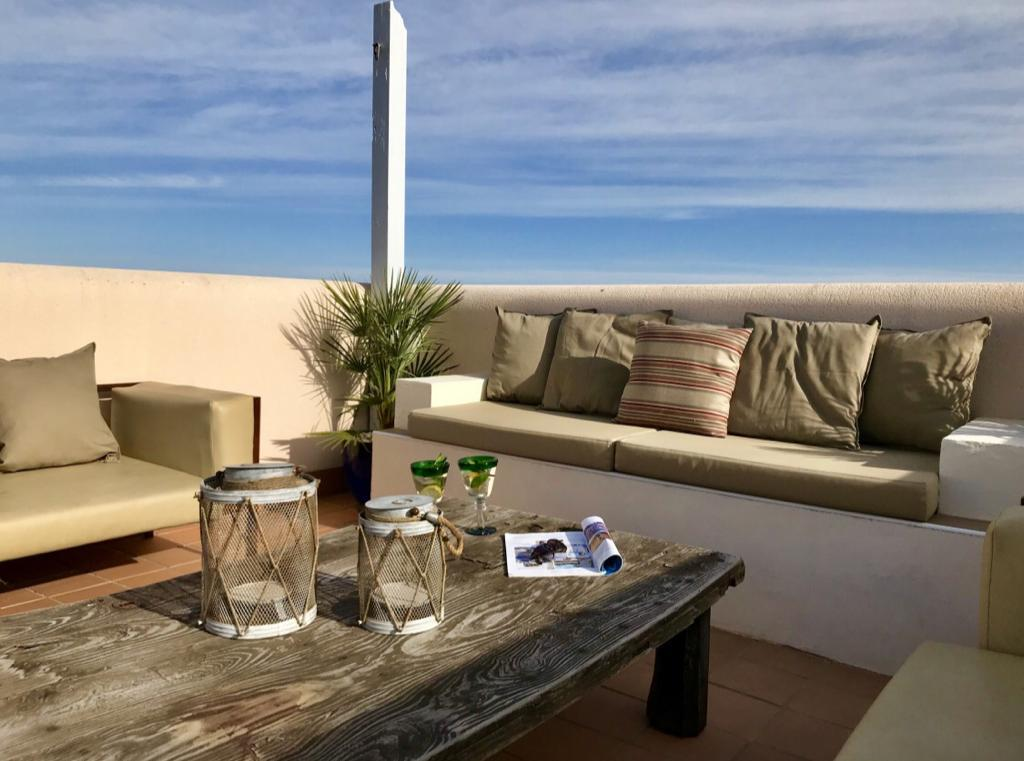 House for sale in Ibiza next to Cala Tarida with impressive views