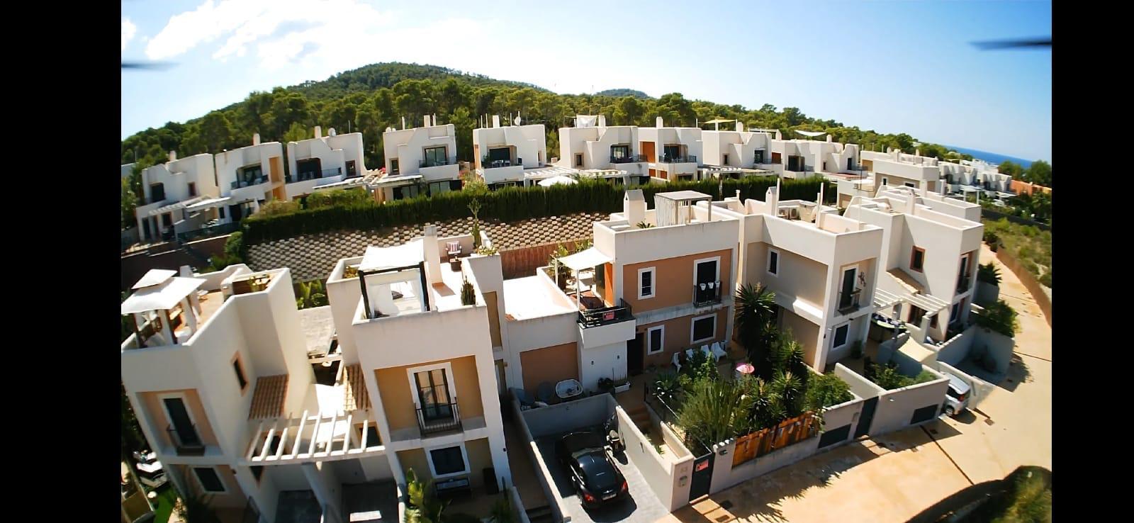 House for sale in Ibiza  walking distance to Cala Tarida beach