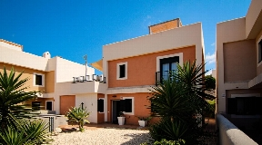 House for sale in Ibiza  walking distance to Cala Tarida beach