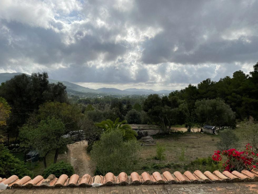 Rustic Finca in the northern part of the island of Ibiza