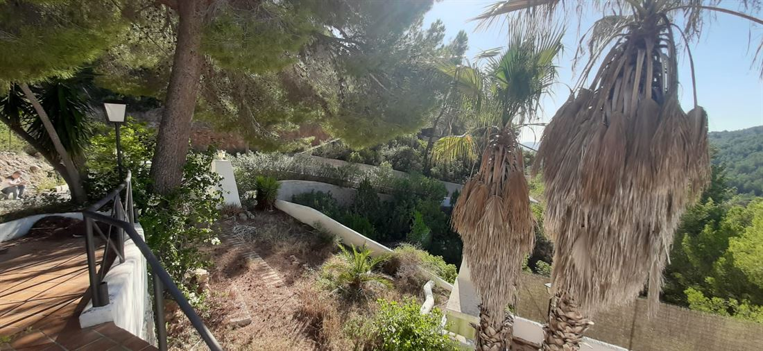 Very peaceful house located 10 minutes from Ibiza town with privacy