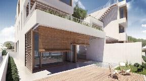 Ground Floor Duplex for sale in Colonia Sant Jordi
