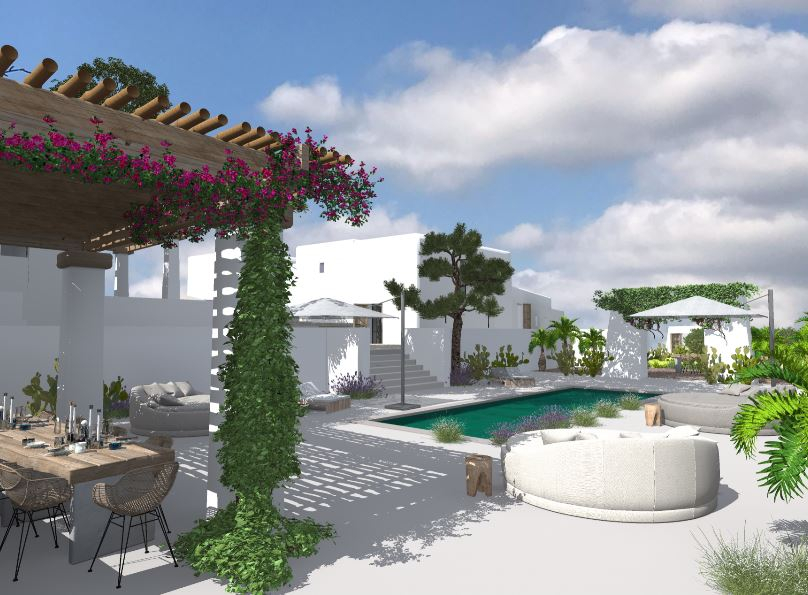 Finca with 100,000m2 of land overlooking the Morna Valley