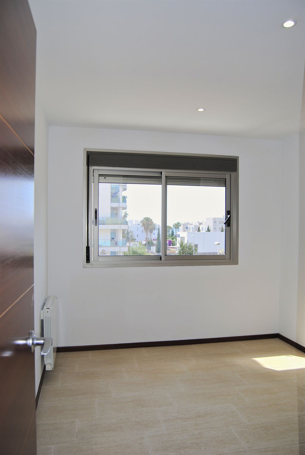Penthouse in perfect condition close to the beach in Santa Eulalia with partial sea view