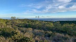 Hilltop plot of 100000m2 Land near Cala Bonita