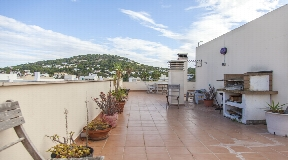 Penthouse in Jesús with two bedrooms, mezzanine and a large terrace