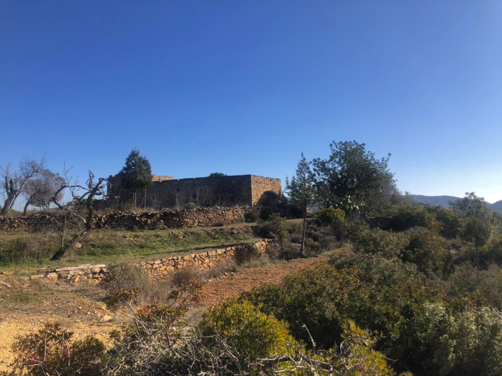 Spectacular farm registered as agricultural in Santa Ines