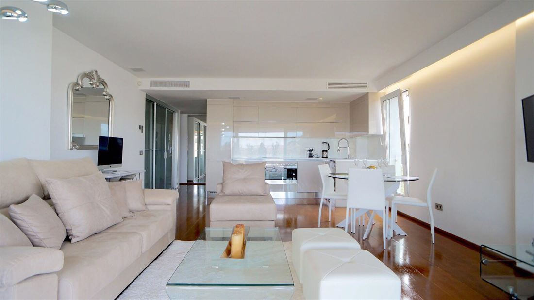 Exclusive apartment for sale in Marino Botafoch