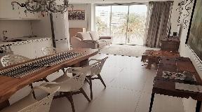 Nice apartment in Patio Blanco Building in Marina Botafoc