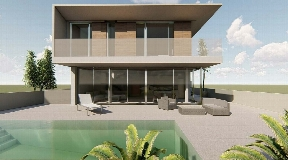 Project to build detached property with private pool in Jesus