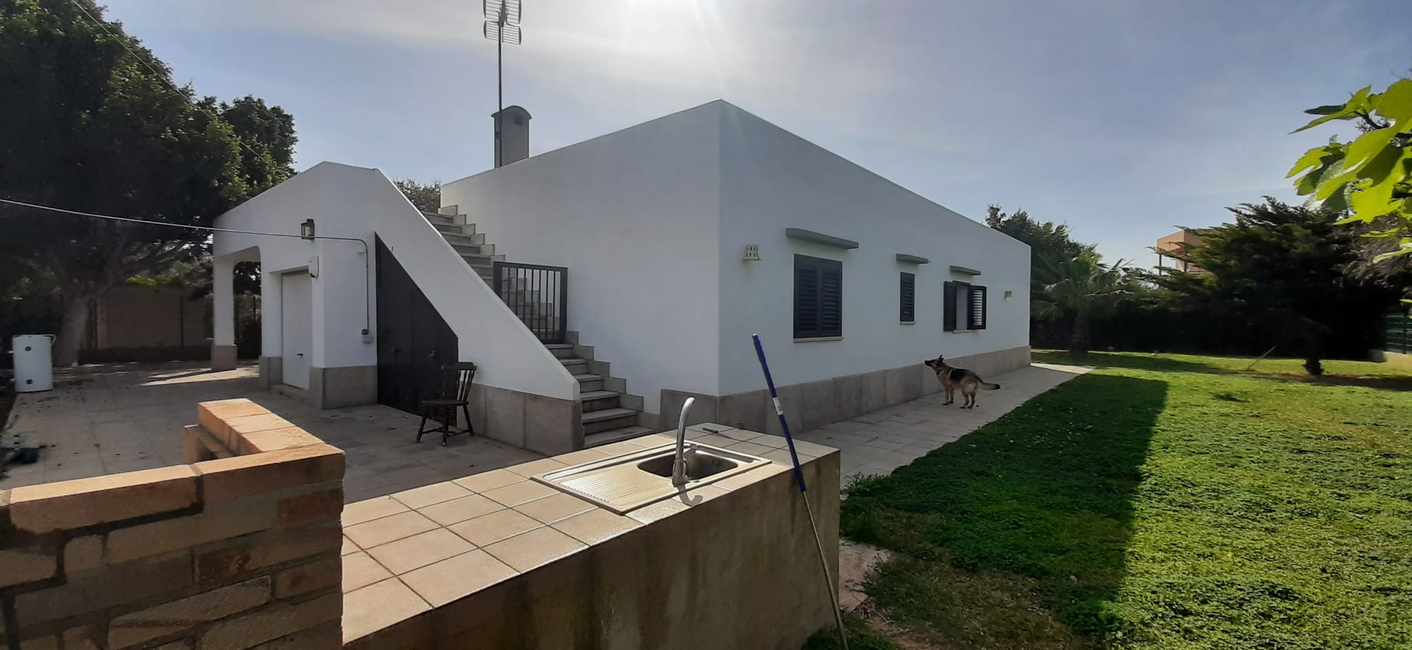 House located in Sant Jordi with a house of 260m2 on a plot of 1250m2
