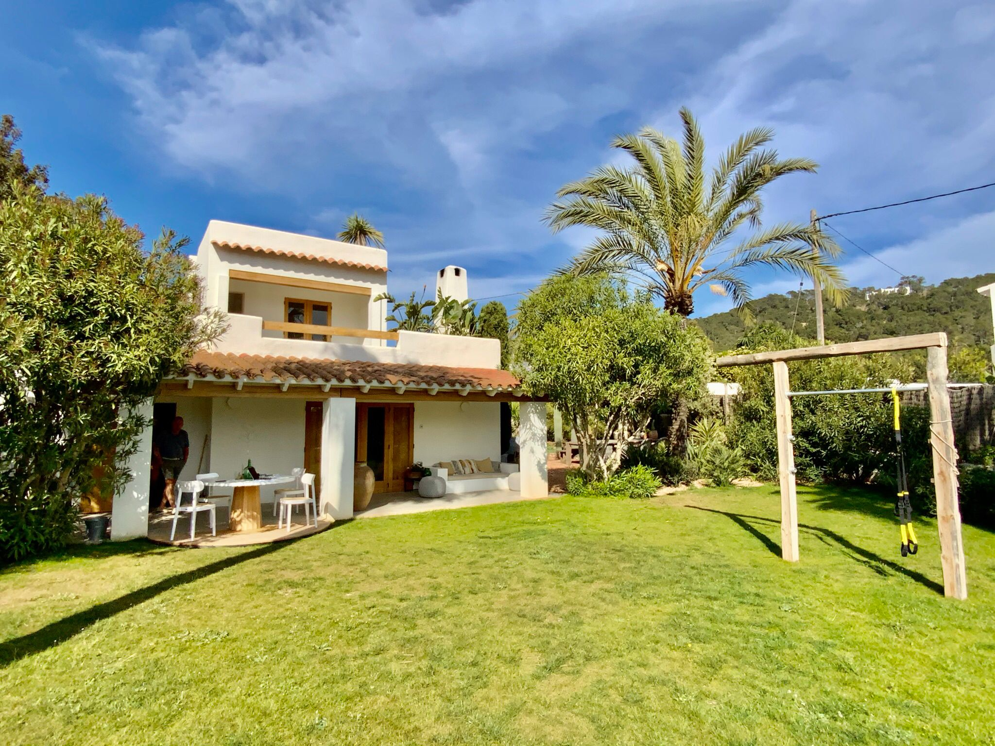 Newly reformed house with views of the sea in Las Salinas
