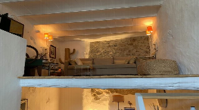 Beautifully renovated loft in the old town of Ibiza