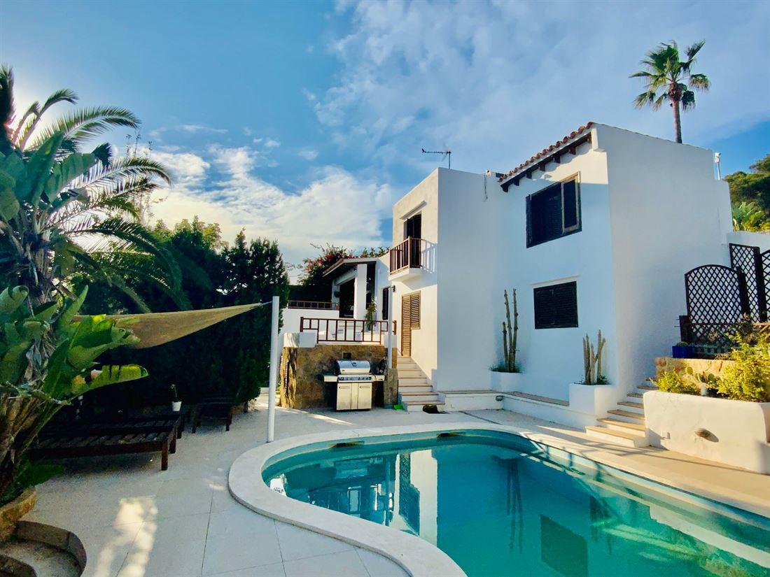 Villa located a few minutes from the Talamanca beach