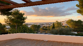 Great renovated villa located a few minutes from Ibiza town