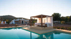 Magnificent Ibicencan style house located near Ibiza