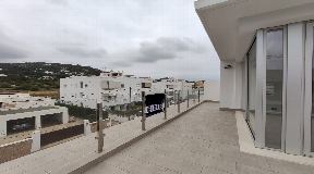 Newly built penthouse in the center of Jesus of 100m2