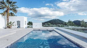 Brand new renovated finca style villa for sale in Can Furnet