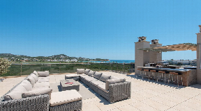 Outstanding Penthouse for sale with Spectacular viewsin Marina Botafoch