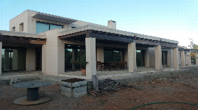 Fantastic property in the area of San Carlos in an absolutely quiet location