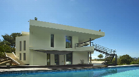Exclusive deluxe villa for sale in Can Furnet with Spectacular views