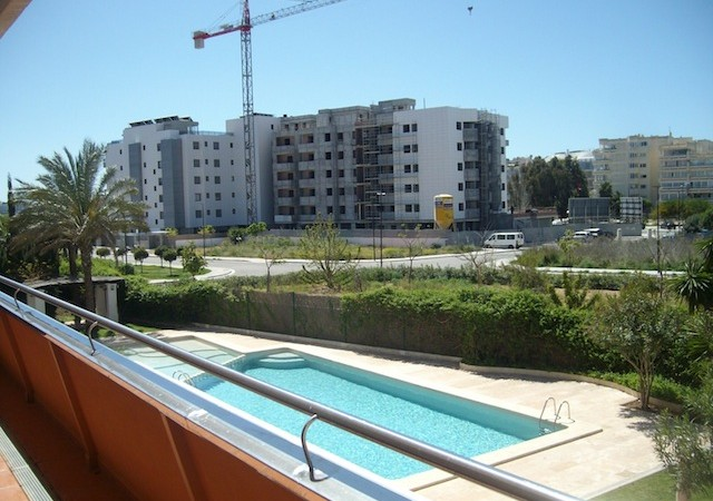 Lovely three bedroom apartment in Marina Botafoch for sale